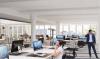 """Neubau Büroflächen im """"NEO"""" - Visualisierung Büro"""